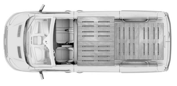 Ford Transit Van 310M BAS 2.2TD125 T4 M6 FWD, фотография 2
