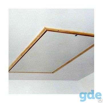 Лестница чердачная деревянная 70/94/280, фотография 2