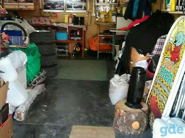 гараж, финляндская, фотография 2