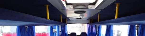 Пассажирский автобус неманкомплектация «межгород»), фотография 6