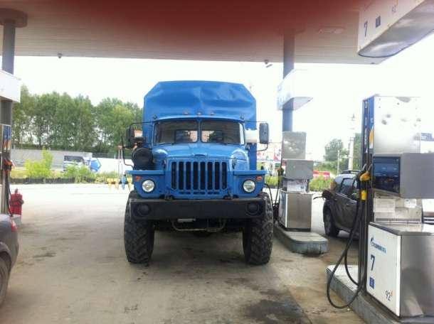 Вахтовый автобус Урал, фотография 1