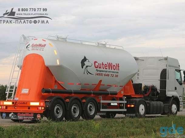 Зерновоз GuteWolf, фотография 1