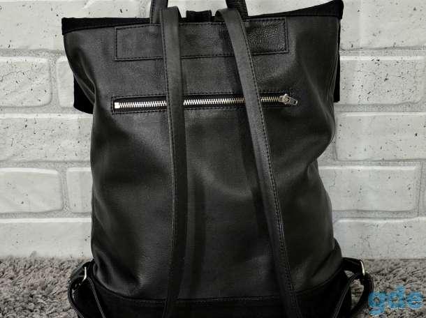 Сумка-рюкзак, фотография 3