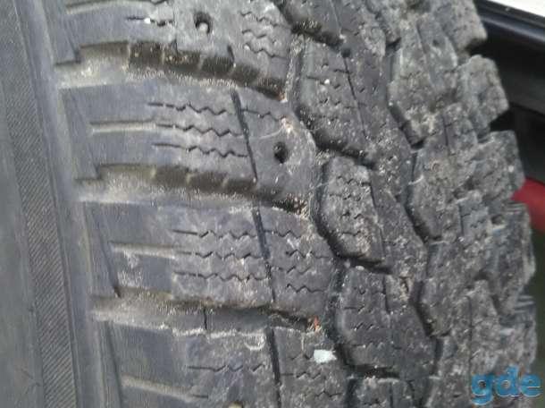 Новые диски резина бу, фотография 1