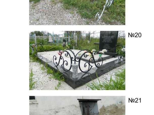 Оградки для могил, фотография 7