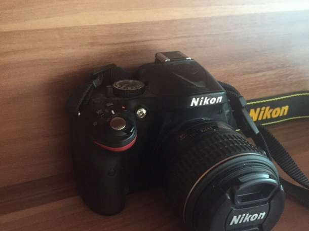 Nikon D5200, фотография 1