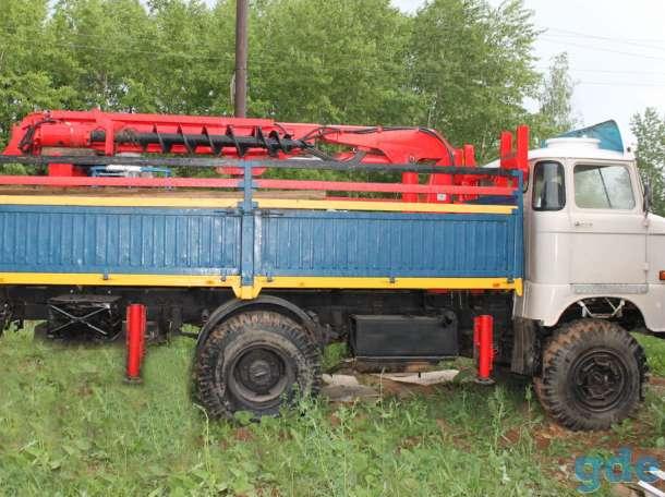 Продаю Ифу 4x4 ямобур автобур полный привод IFA, фотография 1