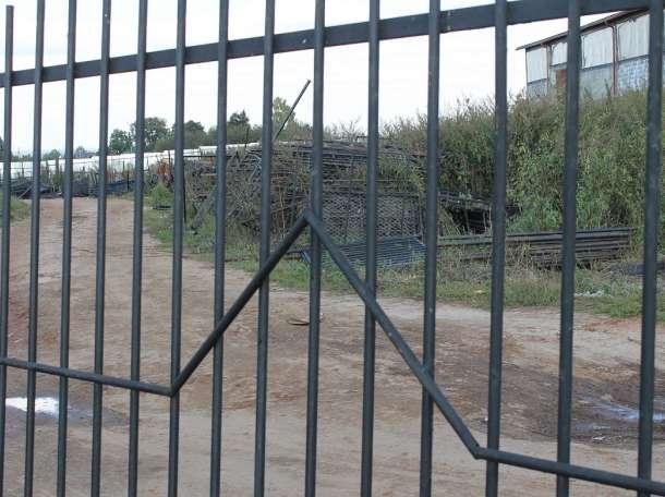 Заборные секции Бежаницы, фотография 1