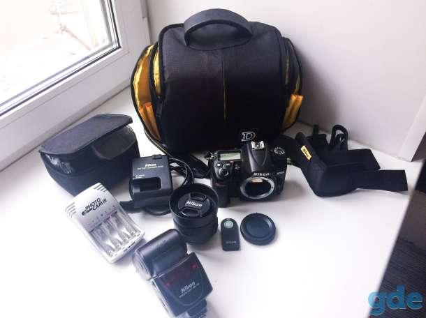Nikon d7000 + объектив Nikkor 35mm 1:1.8G + аксессуары, фотография 9