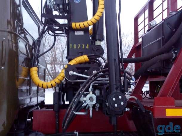 Лесовозный тягач на шасси Урал 4320, фотография 6