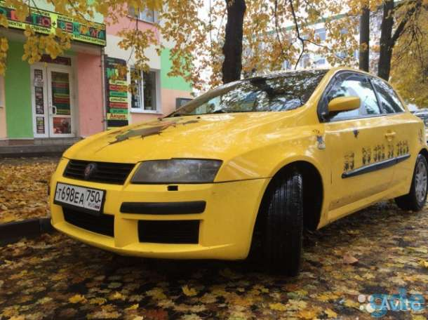 FIAT Stilo, фотография 2