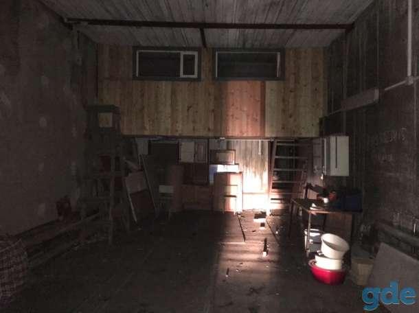 Продам гараж на 3 машины с баней и комнатой отдыха., фотография 2