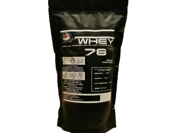 Сывороточный протеин на развес 78% белка Whey 78, фотография 7