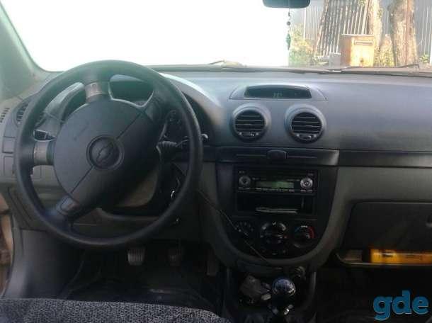 Chevrolet Lacetti,хэтчбек, фотография 6
