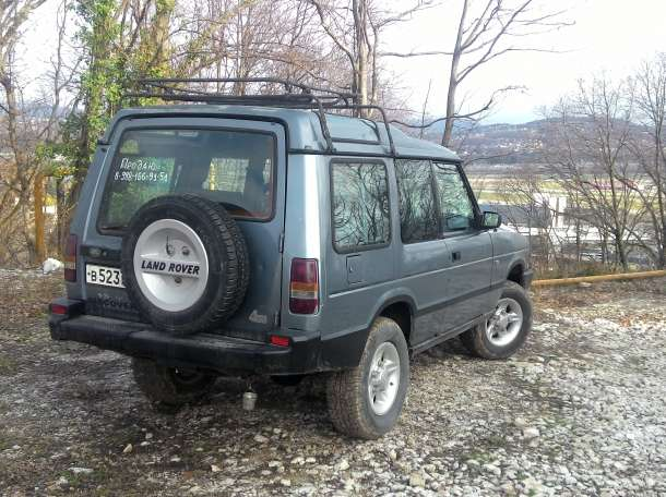Land Rover Discovery, 1990 год, фотография 3