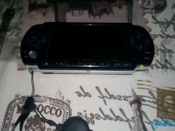 Sony PSP 3008,17игр,wifi, прошивка, фотография 2