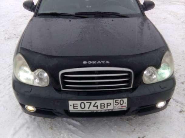 Hyundai Sonata 2007г.в., фотография 1