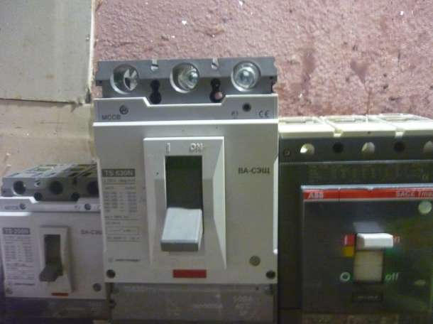 электрооборудование промышленное, фотография 1