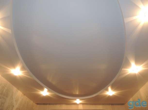 Натяжные потолки, фотография 3