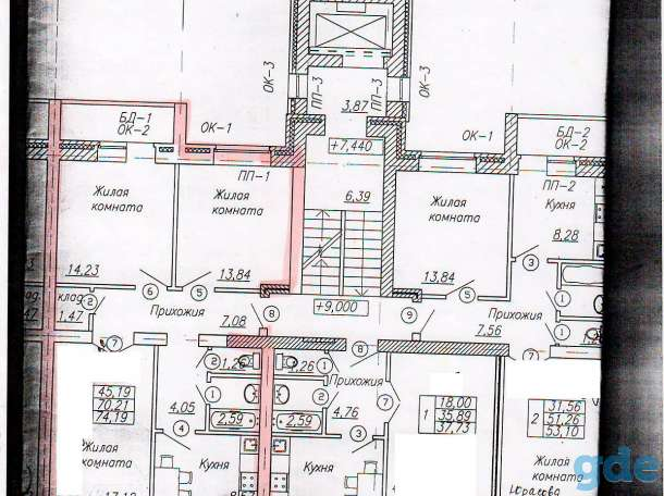 3-х комнатная квартира в Новом кирпичном доме, Петухова 6/4, фотография 8