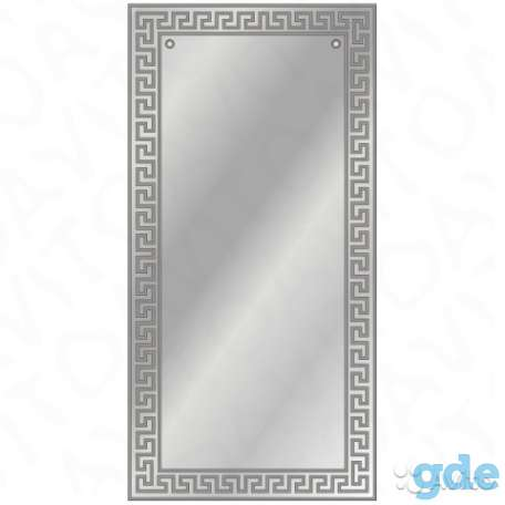 «Греция» Зеркало 100х50см, фотография 1