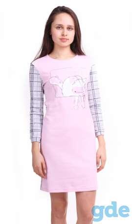 халаты сорочки пижамы для девочек, фотография 4