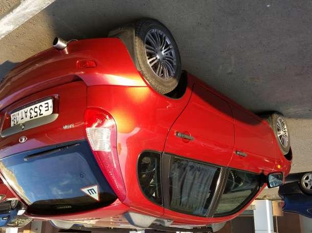 Машина Kalina, фотография 10