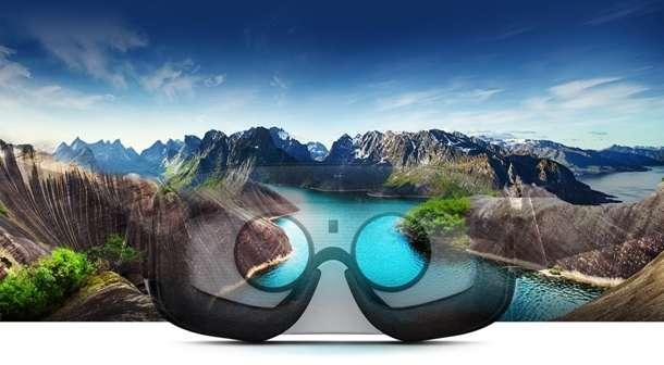 Очки виртуальной реальности Smasung gear vr