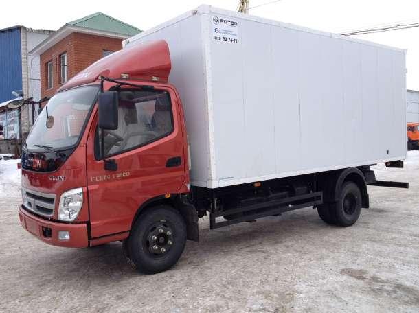 Изготовление Фургонов на ГАЗ, КАМАЗ, , фотография 2