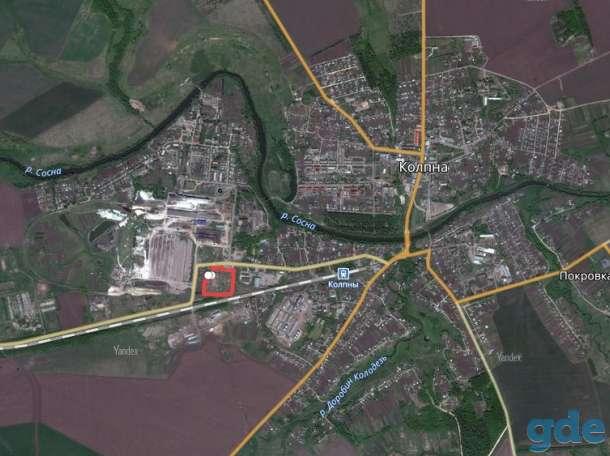 Продаётся бывшая нефтебаза компании Роснефть, Орловская область, пгт. Колпна, фотография 5