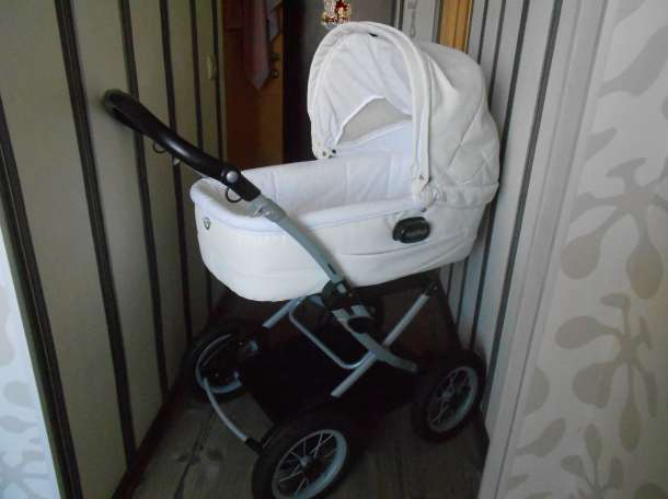 детская коляска +автолюлька, фотография 1