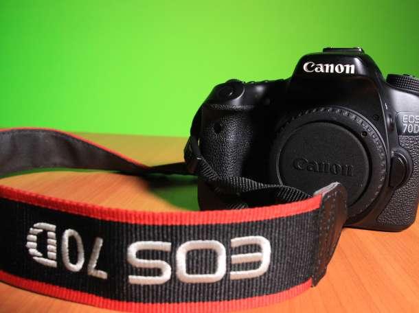 Canon 70D, фотография 4