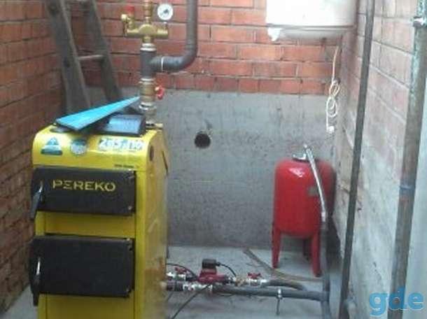 Монтаж автономного отопления в коттеджах, фотография 12