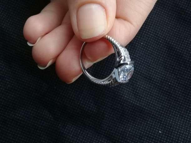 Серебрянные кольца , фотография 4