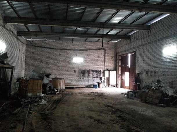Сдам производственно-складскую базу на улице Чаадаева, общей площадью 800 кв.м., фотография 4