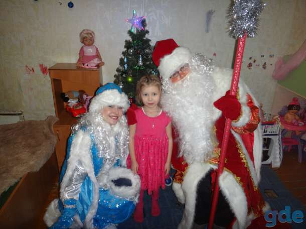 Дед Мороз и Снегурочка, фотография 3