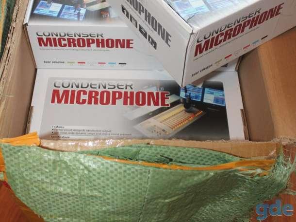 Конденсаторные Микрофоны на Выбор. Жмите, фотография 2