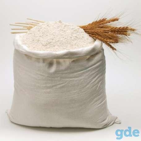 Мука пшеничная 1-й, высший сорт ГОСТ, фотография 1