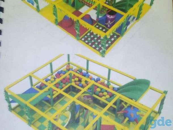 Детская игровая комната, фотография 2