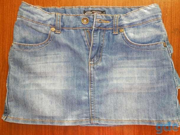 Юбка джинсовая, фотография 1