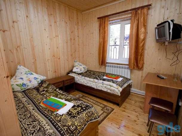 Отдых в Домбае на турбазе, фотография 9