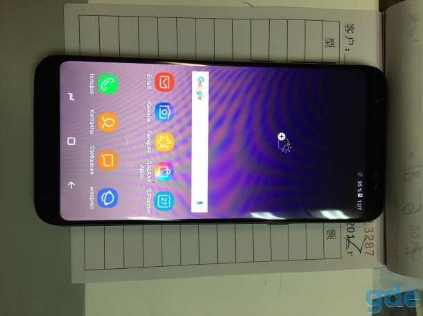 Samsung Galaxy S8, фотография 2