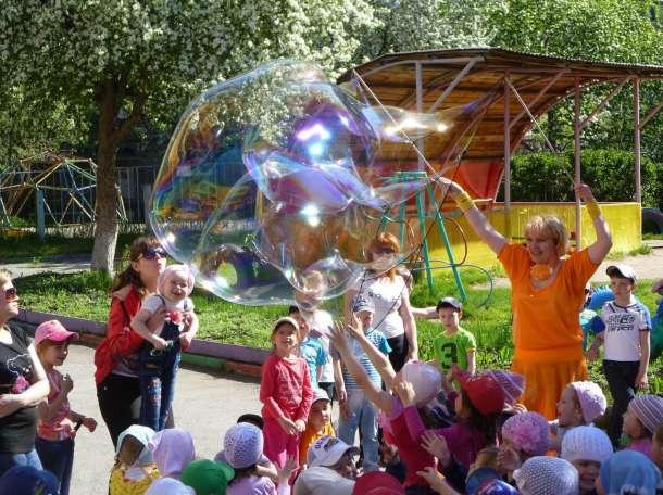 раствор для мыльных пузырей, шоу пузырей, купить раствор для пузырей, фотография 2