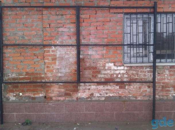 Ворота и калитки, фотография 3