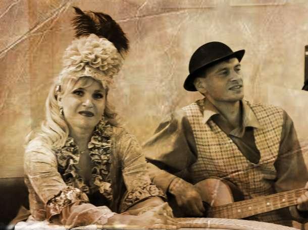 Профессиональные актёры театра «Рампа» в качестве Деда Мороза и Снегурочки !!!, фотография 6