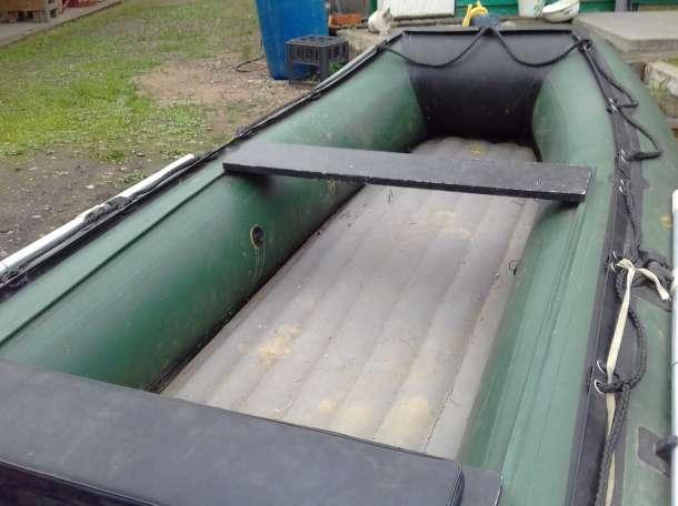 Продам лодку ПВХ с подвесным мотором, фотография 3