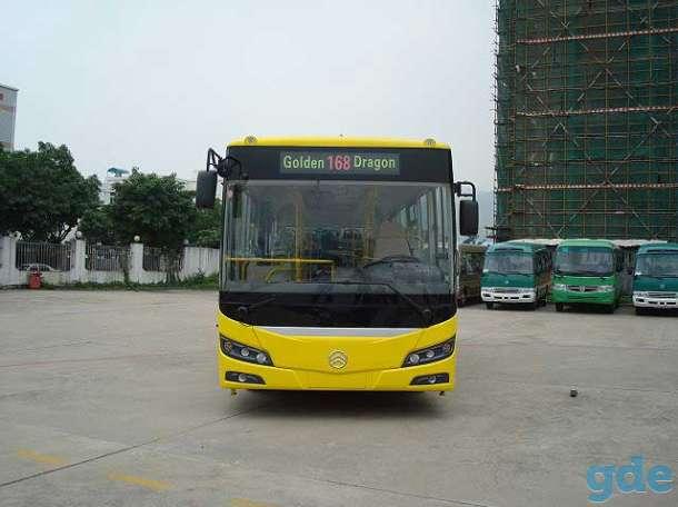 Городской автобус Годен Драгон 6845, фотография 1