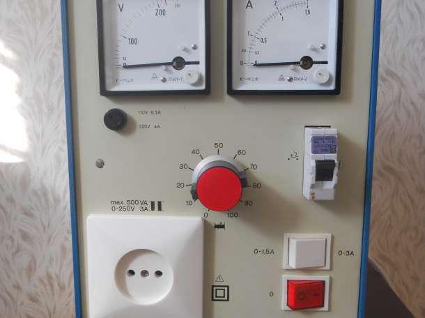 Источник переменного тока, фотография 1