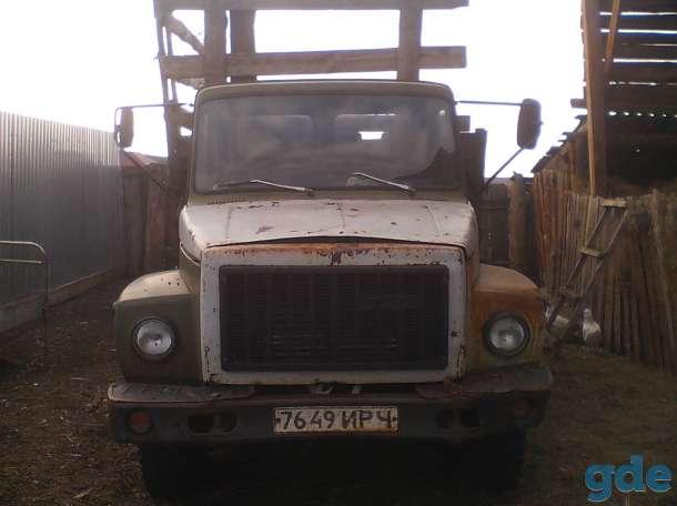 ГАЗ 3307 Самосвал., фотография 1