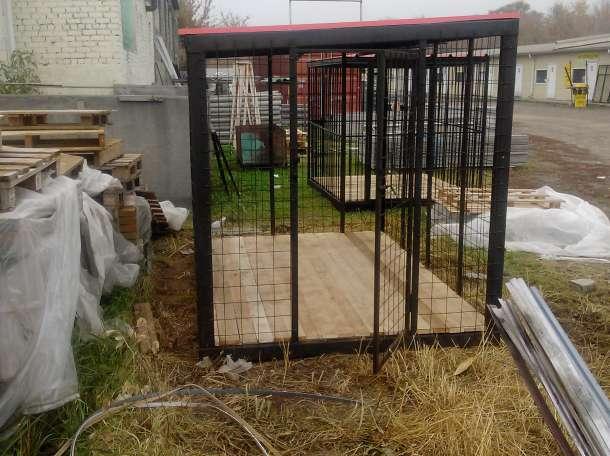 Вольеры для собак , птиц.(размеры наружные), фотография 2